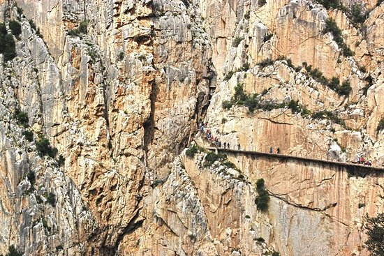 Caminito del Rey Guided Hike & optional...