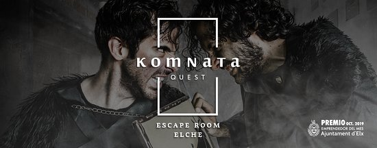 Komnata Quest Elche Escape Room