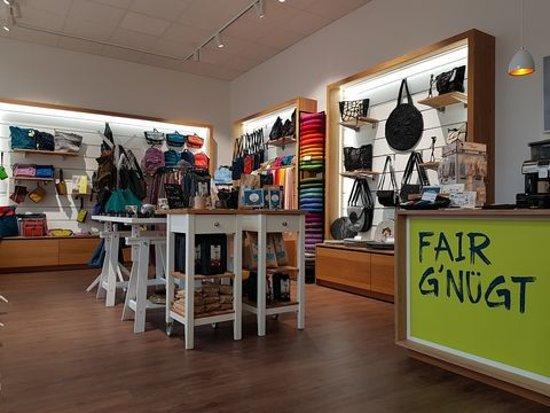 دارمشتات, ألمانيا: FairG'nügt