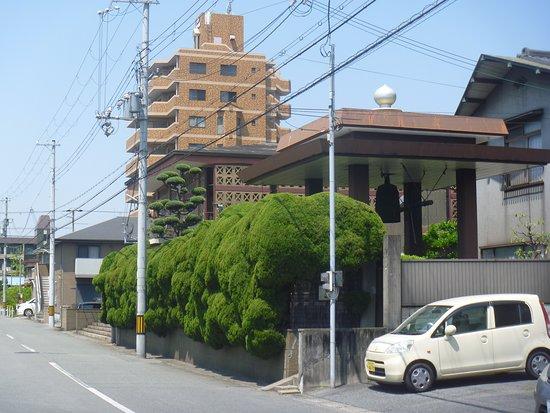 Saifuku Ji-temple