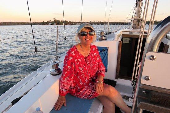Lake Macquarie Sailing Tours