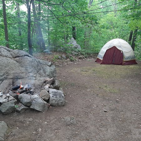 Camping during COVID19