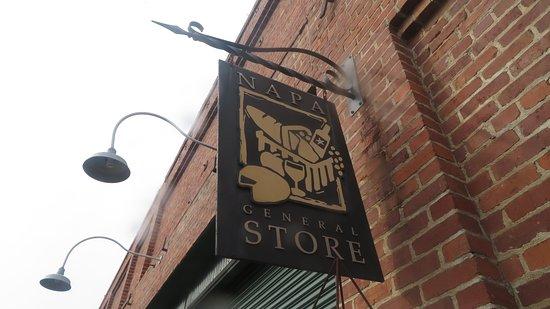 Napa General Store and Cafe, Napa, CA