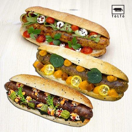 Töltő, Budapest, Wesselényi utca, street food, gastro, gourmet, best hotdog, sausage, speciality, craft beer, lemonade