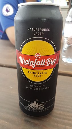 The beer to have