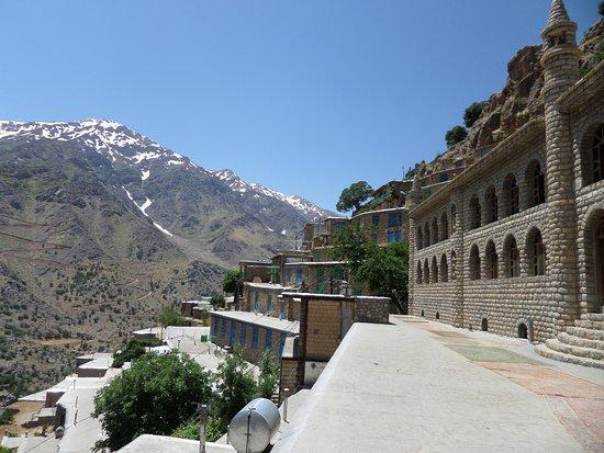 Kordestan Province, Iran: мечеть
