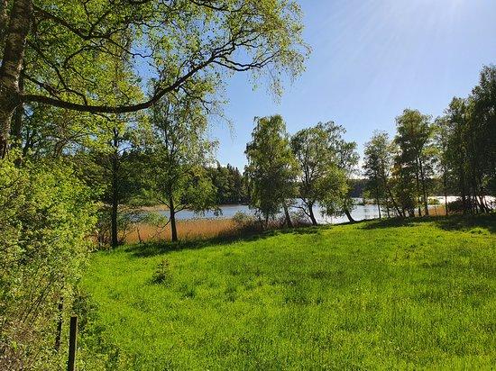 Stjarnhov, Suécia: Vandring i närområdet.