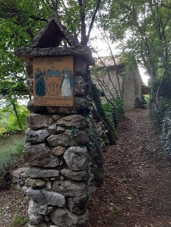 Parco del Sojo - Arte e Natura 🗿🌳