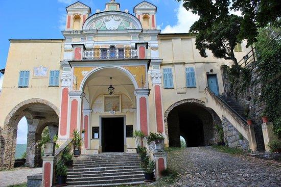 Santuario della Madonna di Lampedusa (Castellaro ...