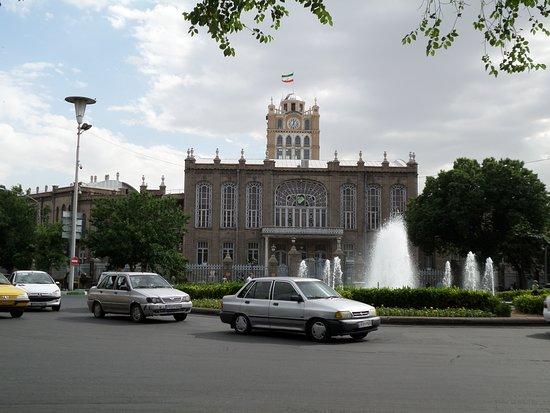 تبريز, إيران: Здание муниципалитета