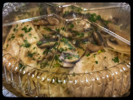 ‪On the Go today !! Order a Freshly Made Melt in your mouth Chicken Marsala with Pasta to go !‬  ‪Make wellness a priority!! Our Beautiful Hudson Valley is a True treasure .Relaxation - Health -The Best of Food.. What could be better? ‬  ‪Tel 845-977-8015 or 845-977-8003‬