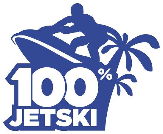 Saint-Georges-de-Didonne, Francia: Logo 100% JETSKI