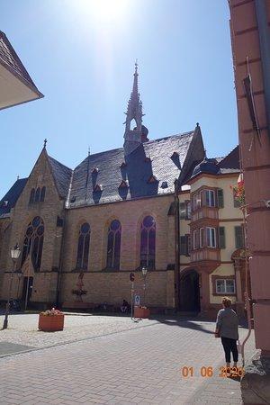 Zentrale Kirche Bad Bergzabern