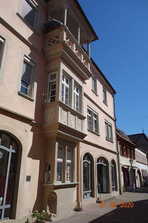 Altes Haus in der Marktstrasse