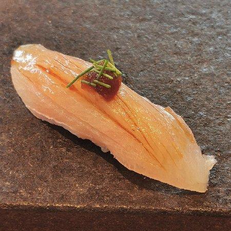 Super value top quality  sushi set lunch at Causwaybay, Hong Kong.