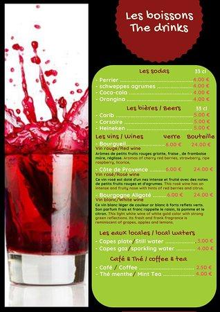 Des vins de choix...