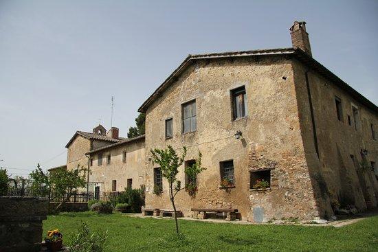 Collevecchio, איטליה: Convento