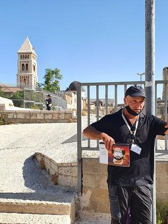 Ameazing tour in Jerusalem