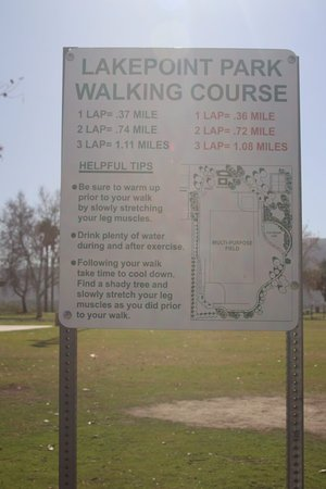 About hiking and walking