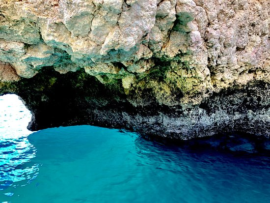 Lagos, Portugal: Portugal and the Algarve's cost has been a wonderful surprise. Very accessible hotels and restaurant offering good quality for reasonable prices. If you charter a boat for at least half day tour you can enjoy the natural caves on the sea and rocky cost with this beautiful gold color. Evening time you can relax walking around the tiny city downtown.