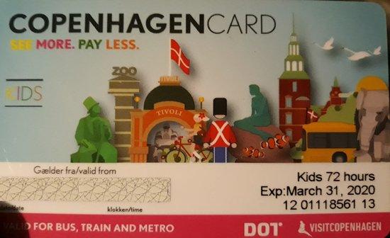 Copenhagen Card: Utile comodissima e vantaggiosa