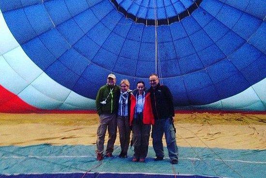 Superbes vols en montgolfière...