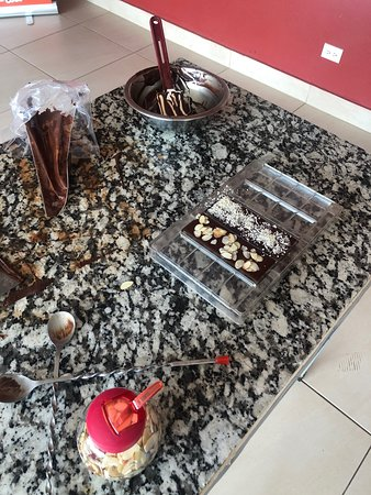 Chocolate Experience in a Real Factory Resmi