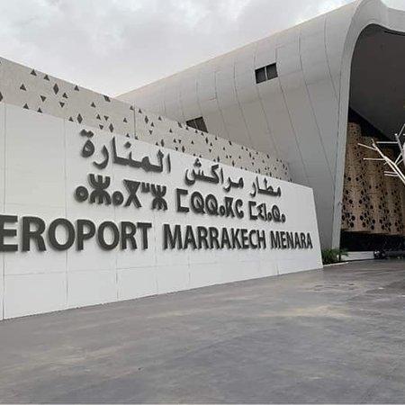 Transfert (l'aéroport > Médina) arrivée départ
