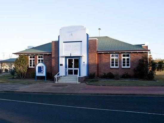 Crows Nest Regional Art Gallery