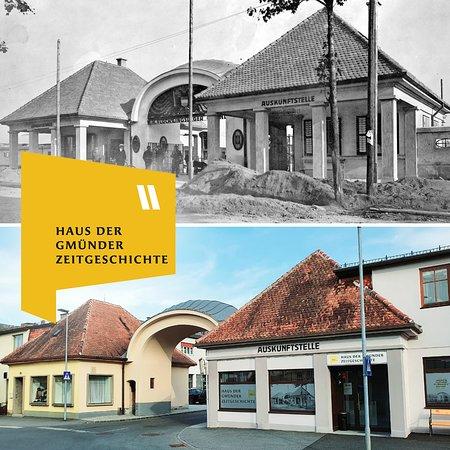 Haus der Gmunder Zeitgeschichte