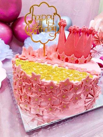 Must order Celebration's cake