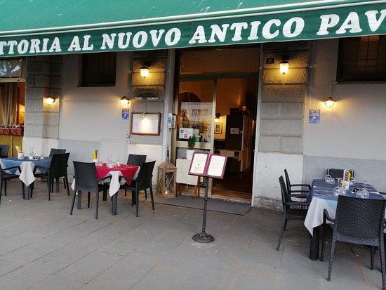 immagine Al Nuovo Antico Pavone In Trieste