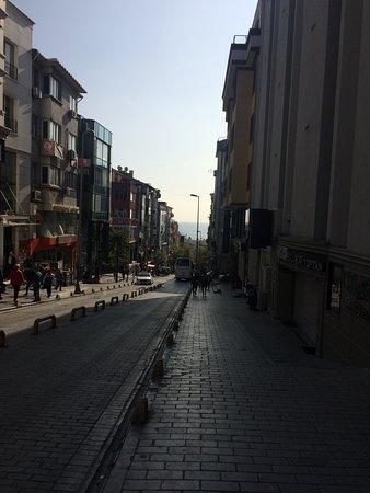 Isztambul, Törökország: Aksaray