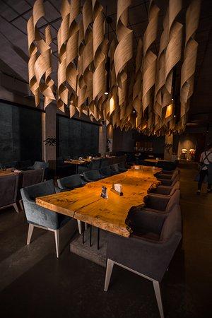 Интерьер ресторана / restaurant interior