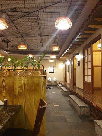 It's good Korean Restaurant in Abu Dhabi.