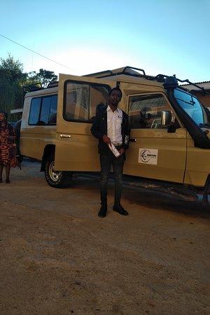 Iringa Region, Tanzania: Just after Tour briefing