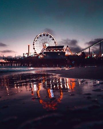 Santa Monica Pier 93