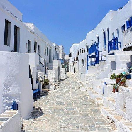 Kükládok, Görögország: Folegandros island-Cyclades-Greece
