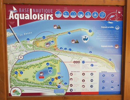Base Nautique Aqualoisirs