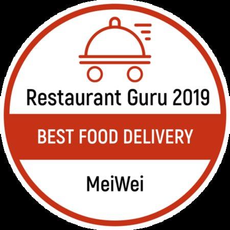 MeiWei: Best på take away mat
