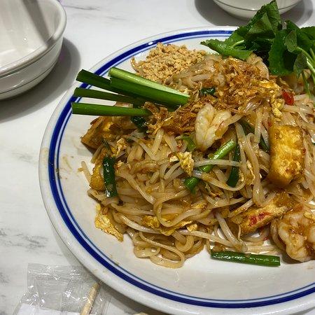 荃灣香車街泰國菜
