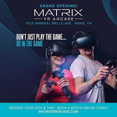 Matrix VR Arcade