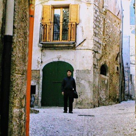 San Donato Val di Comino, Italy: Village view