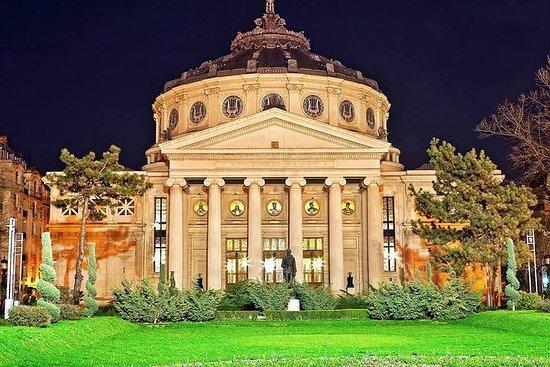 Bucharest City Tour 8h Private Tour