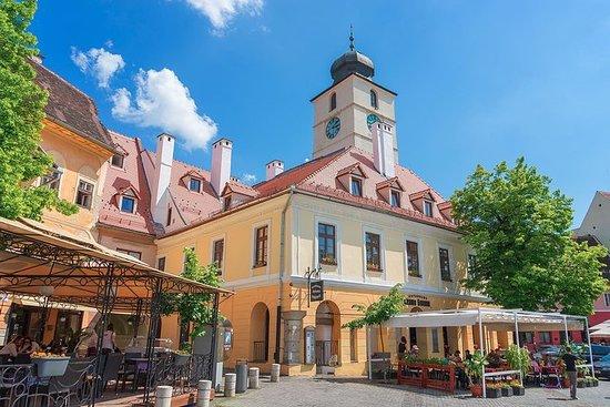 Full Day Exploring Sibiu City from...