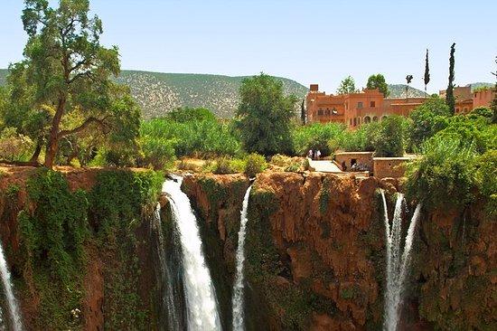 Excursion à partir de Marrakech aux...