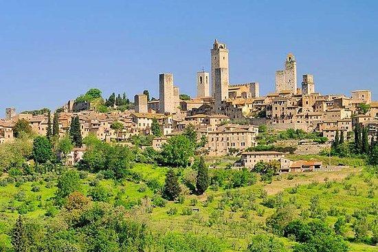 San Gimignano e Abbazia di San Galgano