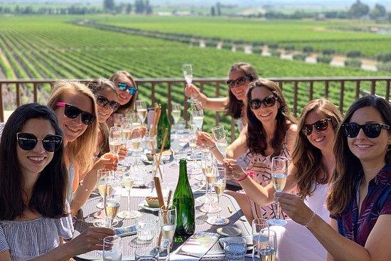Private Wine Tour of Sonoma & Napa...