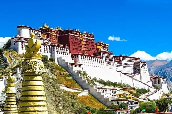 3-Day Private Tibet Tour from...