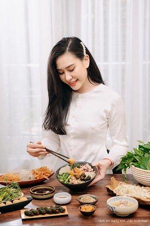 Vietnamese Crab Noodles